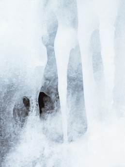 Abstract formation of ice